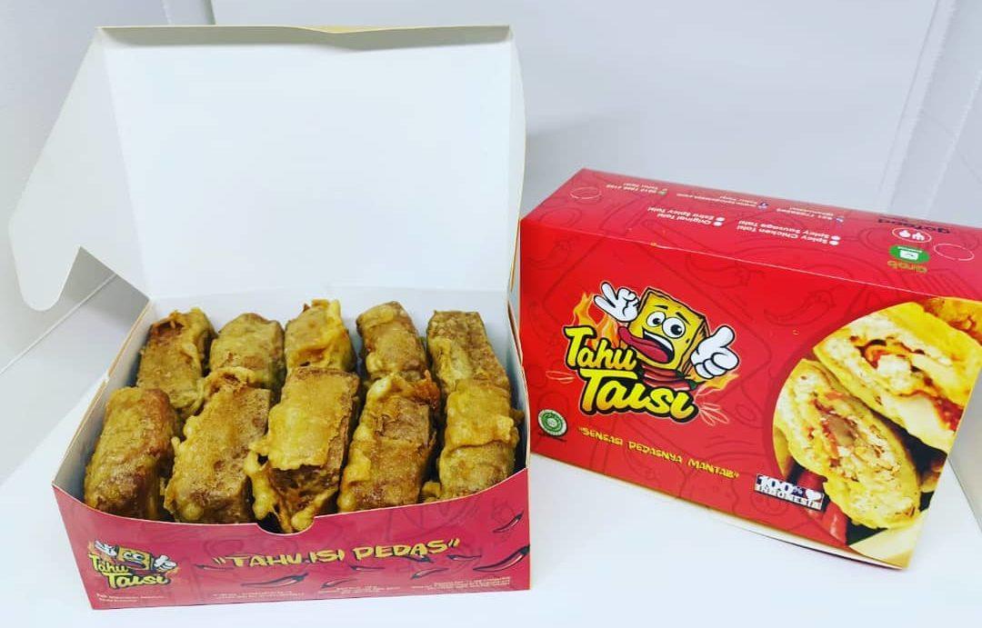 Bisnis Franchise Makanan - Tahu Jeletot Taisi