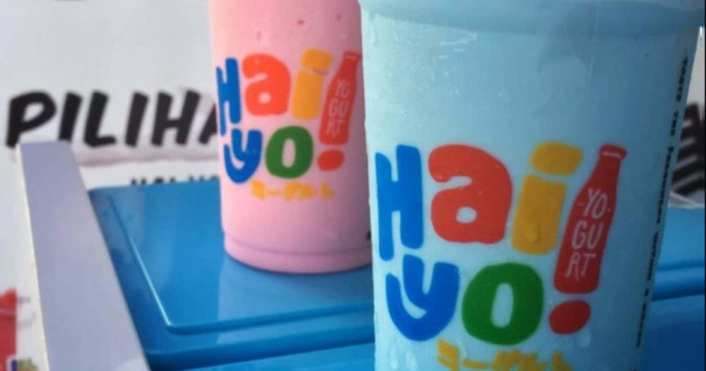 Bisnis Franchise Minuman - Haiyo Yogurt