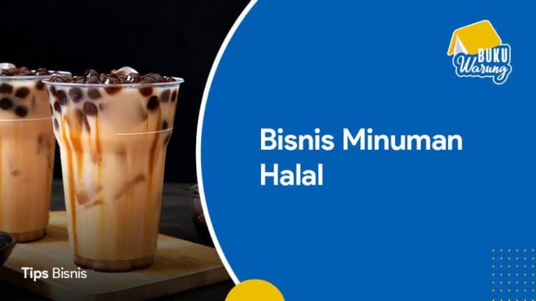 Bisnis Minuman Halal