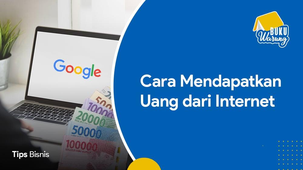 cara mendapatkan uang dari bisnis online