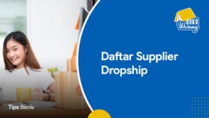 Daftar Supplier Dropship