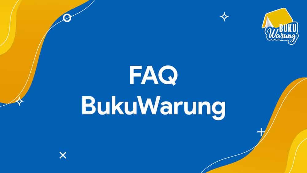 FAQ BukuWarung