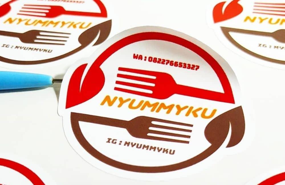 Informasi Kontak pada label makanan