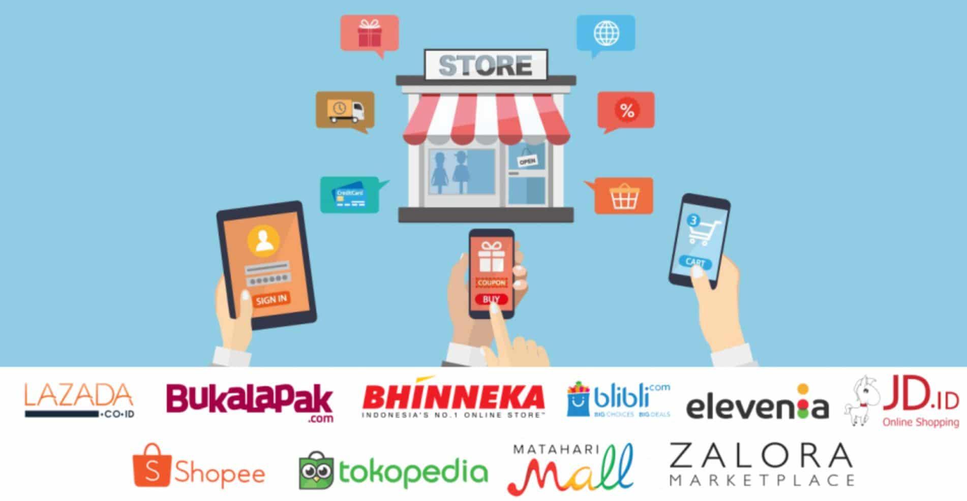 marketplace aplikasi pendukung bisnis