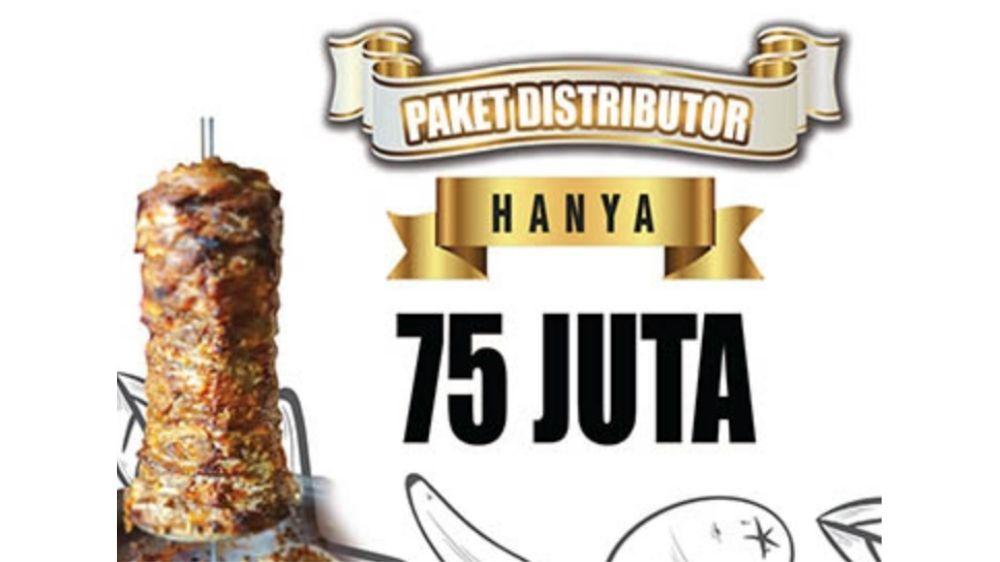 paket distributor Franchise Istanbul Kebab