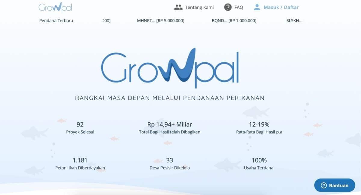 platform investasi growpal