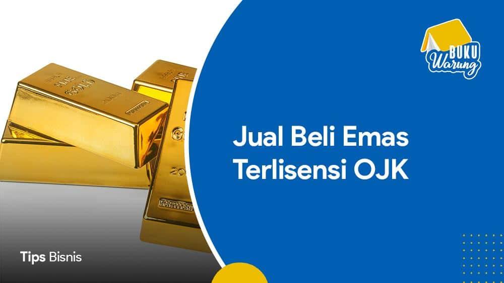 tempat jual beli emas online